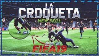 FIFA 19 Nuevos Regates TUTORIAL - El Mejor Regate Del Demo ?? La Croqueta Skill Gameplay