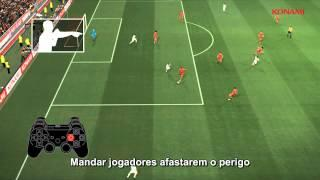 [Portuguese] Controles Dos Goleiros [PES 2014]
