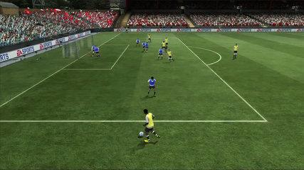 FIFA 11  Advanced Defending  Tutorial - FIFA11TIPS.com