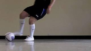 Learn Zidane Fake Shot Pass - Football Soccer Skill