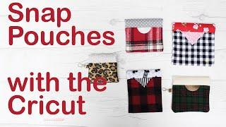 Snap Bag with the Cricut (Sewing Tutorial)