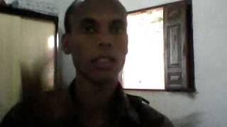 Jackson Oliveira - Tutorial Camuflagem De Rosto Exército Brasileiro