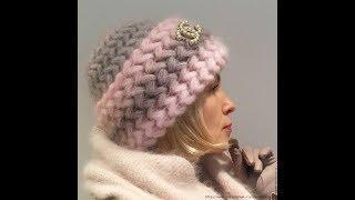 tutorial gorro crochet facil principiantes ( with subtitles in several lenguage)