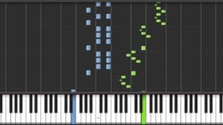 Mozart - Turkish March Tutorial Synthesia
