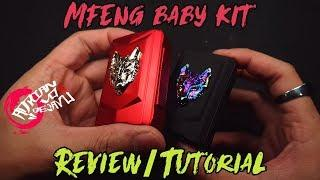 How to set password for new MFENG BABY KIT (Review/Tutorial) by Adrian Lo