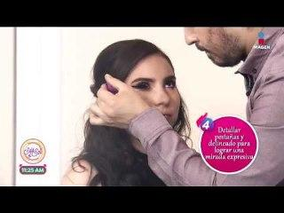 Tutorial: Maquillaje de princesa para tus XV  | Sale el Sol