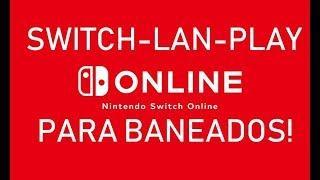 Tutorial como Jugar Online Gratis en Nintendo Switch - SWITCH-LAN-PLAY