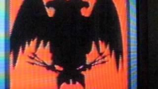Albanian Emblem Black Ops