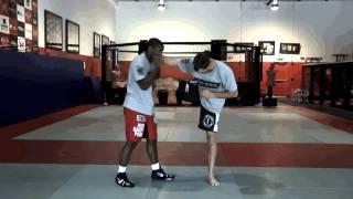 Catching Kicks / Muay Thai Tutorial
