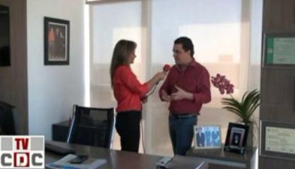 TV CDC ENTREVISTA ANDRÉ MARIA - DECORANDO COM CIBELE - PROGRAMA 1