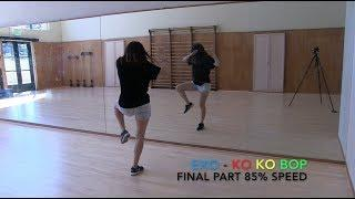 [Eclipse K-pop] EXO - Ko Ko Bop Full Dance Tutorial