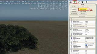 Crysis Sandbox Tutorial 4 Wind Aanpassen Nederlands