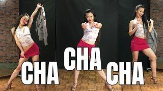 Basic Cha Cha - Lockstep & Fan Dance Tutorial | Footwork Friday (Ep26)