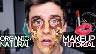 Organic / Natural Makeup Tutorial | Connor Franta