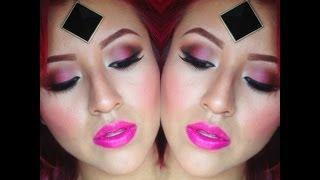 Arabic Makeup Tutorial Using Mac Palette