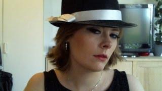 Danish Tutorial - Satine, Moulin Rouge 20.10.2012