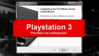 Tutorial PS3 Media Server En Español