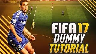 FIFA 17 ATTACKING TUTORIAL! HOW TO USE THE DUMMY TO BEAT HIGH PRESSURE OPPONENTS IN FUT CHAMPIONS!