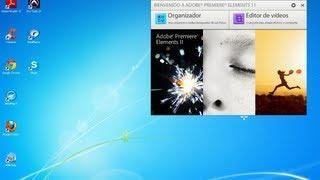 Adobe Premiere Elements 11 Video Tutorial 1 En Español