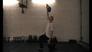 Personal Trainer Barnstaple, Simple Turkish Get Up Exercise Tutorial