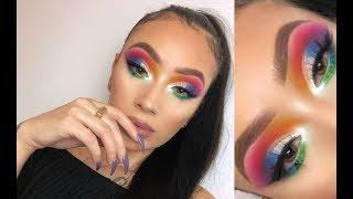 Morphe X James Charles Palette Tutorial + Review