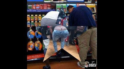 Crazy! Funny People Of Walmart New 2016