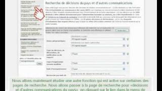 CEPRB Tutoriel 3 Français - La Recherche De L'information