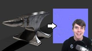 How to Bake Perfect Normals in Blender - Tutorial