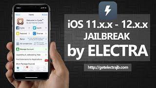 Electra iOS 12.1.4 Jailbreak + TWEAKS Installation! iOS 12 Jailbreak TUTORIAL for iPhone/iPad