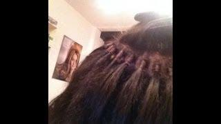 Brazilian Knots Hair Extensions Review - With Peruvian Hair