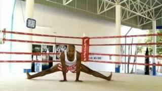 Basic Martial Arts Stretching Routine Tutorial (CyrusWashington)
