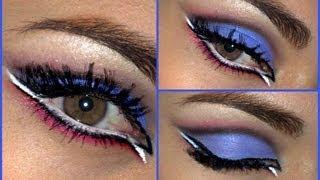 Haifa Wehbe : Exotic Arabic Makeup Tutorial