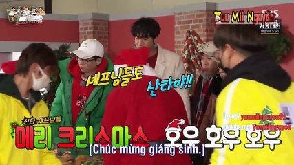 《FUNNY》 Running Man EP 382 | LEE KWANG SOO VÀ VẬT KỈ NIỆM GIÁNG SINH