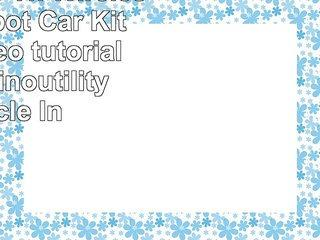 kuman Sm5 Th Wireless Wifi Robot Car Kit With Video tutorial for Arduinoutility Vehicle