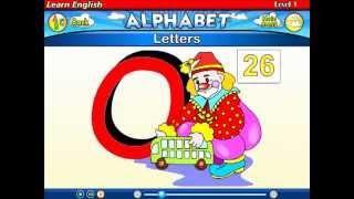 تعليم اللغة الانجليزية للمبتدئين - الحروف الانجليزية