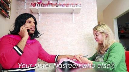 Family Fluster _ Rahim Pardesi--Funny Video