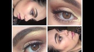 Fresh/Natural Makeup Tutorial (loose/mineral Eyeshadows/pigments)