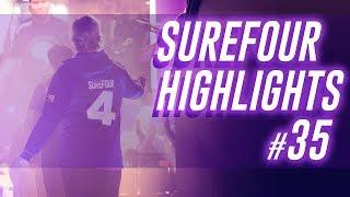Surefour REACTS TO FUNNY VIDEOS! w/ facecam   Surefour Highlights #35