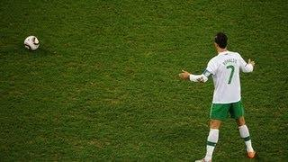 ★★★Amazing Cristiano Ronaldo Freekick Montage ! HD★★★
