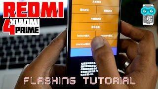 [Tutorial] Flashing ROM abal-abal di Xiaomi Redmi 4 Prime