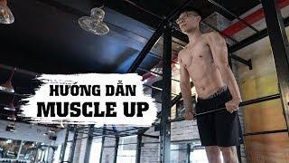 Hướng dẫn Muscle Up đơn giản | Muscle Up tutorial | SHINPHAMM
