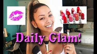 Daily Makeup Routine With Some Glam! | Liane V Makeup Tutorial