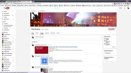 Tutorial: Working with YouTube Playlists