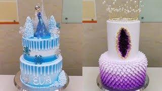 Amazing Cake Decorating Tutorial 2018 | Chocolate Cake Decorating | DIY Cake Decorating Tutorial