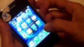חיבור לרשת אלחוטית באייפון הסיני החדש