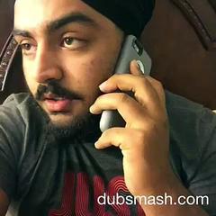 Funny Punjabi Binnu Dhillon Dubsmash