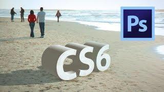 פוטושופ CS6 - חלק 1 - מה חדש?