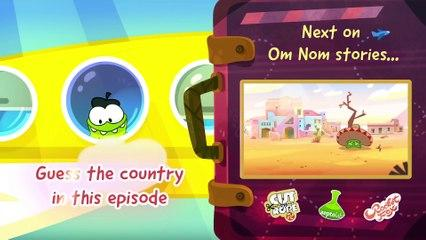 Om Nom Stories WORKOUT | Cut The Rope: Video Blog | NEW s 6 | Funny Videos For Kids