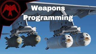 DCS F/A-18c Hornet Weapons Programming Tutorial