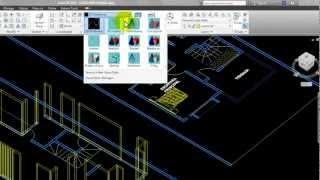 Tutorial Autocad 3D 2012 Español: Modelar Una Casa Parte 1
